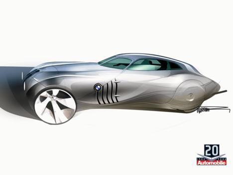 BMW Concept Coupe 2006